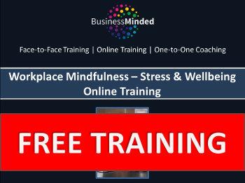Free Online Mindfulness Training