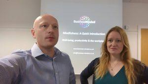 Mindfulness Workshops London Hampshire Yorkshire